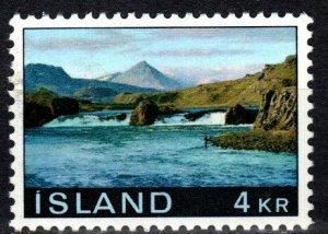 Iceland #413 MNH  (V5379)