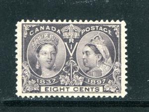 Canada #56 Mint VF