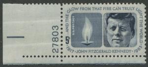 STAMP STATION PERTH USA #1246  MLH OG 1964  CV$0.25.