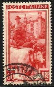 Italy 1950 Scott# 564 Used