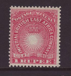 1890 Br East Africa 1 Rupee Mint