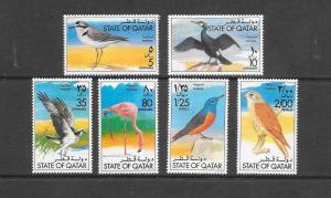BIRDS - QATAR #494-9  LH