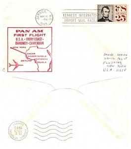 United States, New York, First Flight, Dahomey