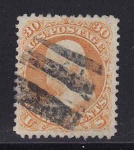 71 VF used neat cancel with nice color cv $ 200 ! see pic !
