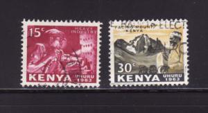 Kenya 3,5 U Various