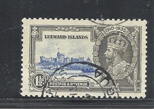 Leeward Islands #97 used cv $1.60