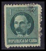 Cuba Used Very Fine BPS ZA5264