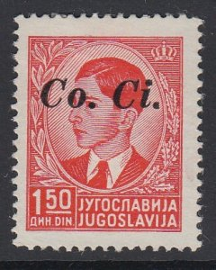 LJUBLJANA (Yugoslavia), Scott N4, used