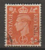 GB George VI  SG 503 Used