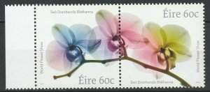 Ireland 2014 Flowers 2 MNH stamps