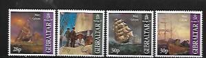 GIBRALTAR, 722-725, MNH, EUROPA '97