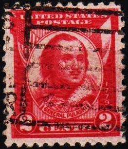 U.S.A. 1931 2c S.G.691 Fine Used