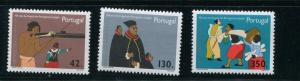 Portugal #1964-6 MNH