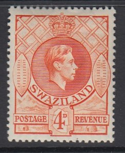 SWAZILAND, Scott 32a, MHR