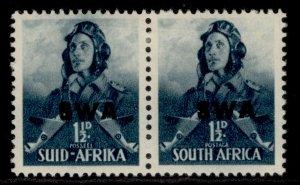SOUTH WEST AFRICA GVI SG116, 1½d myrtle-green, M MINT.