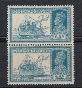 J28326 1937-40 india part of set pair mnh #159 ship