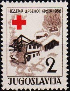 Yugoslavia. 1956 2d S.G.819 Unmounted Mint
