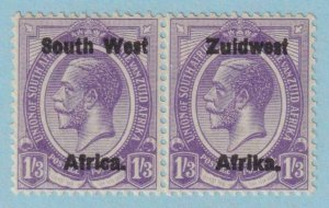 SOUTH WEST AFRICA 23  MINT NEVER HINGED OG  * NO FAULTS EXTRA FINE !
