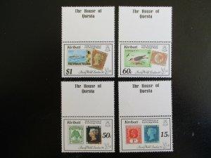 Kiribati #536-39 Mint Never Hinged (M7N4) - Stamp Lives Matter! 2