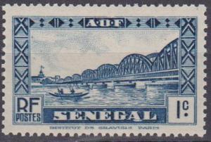 Senegal #142 MNH F-VF (ST814)