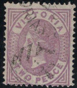 Victoria #111 CV $5.25
