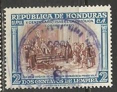 HONDURAS C199 VFU E764-3