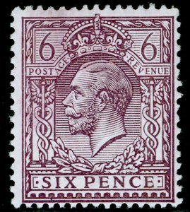 SG384 SPEC N26(2), 6d slate-purple, NH MINT. Cat £200.