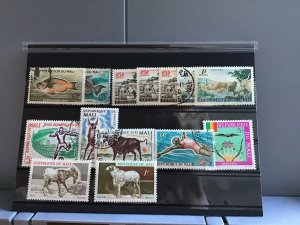 Republic du Mali  mounted mint and used stamps R24673
