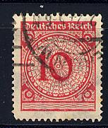 Germany Reich Scott # 325, used