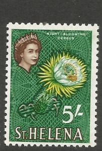 St Helena SG 187 MOG (6cip)