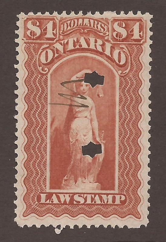 CANADA REVENUE OL60 USED F/VF