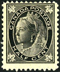 Canada #66 MINT OG LH