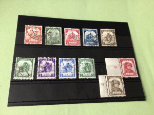 Japanese Occupation of Burma 1943/44 Mint Never Hinged & Used Stamps Ref 51736