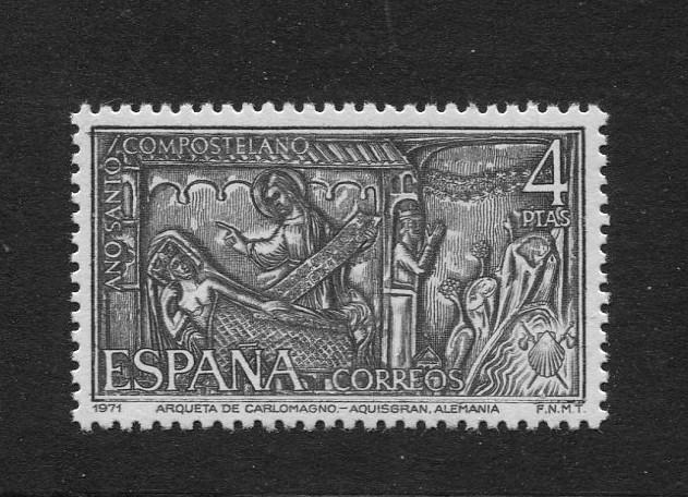 Spain #1654 MNH - Penny Auction