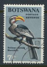 Botswana   SG 225 Used PO Cancel