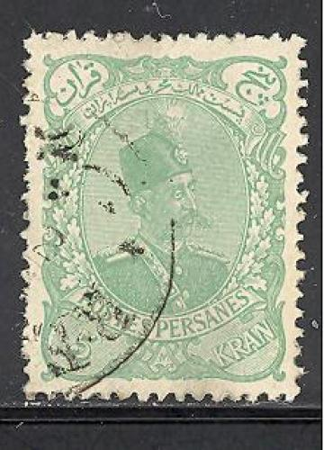 Iran 117 used SCV $ 6.00 (RS)