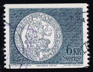 Sweden #755A Old Coin; Used at Wholesale