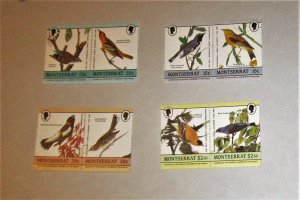 Montserrat - 580-93, MNH Set. Birds. SCV - $2.30