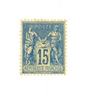France Scott 92 VF
