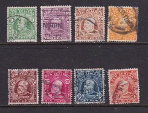 New Zealand a small lot of used Edwards