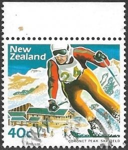 New Zealand 1984 Scott # 800 used. Free Shipping for All Additional Items.