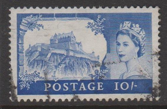 Great Britain Sc#311 Used
