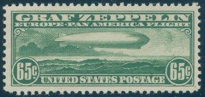 US Scott #C13 Mint, VF/XF, NH