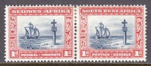 South West Africa - Scott #109 - MH - SCV $2.75
