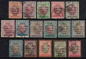 Iran #707-22  CV $100.65