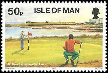 Isle of Man - 755 - MNH - SCV-1.75