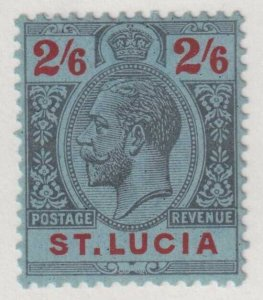 ST LUCIA 88 MINT HINGED  OG * NO FAULTS EXTRA FINE!