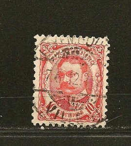 Luxembourg 82 Grand Duke Used