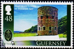 Guernsey. Date? 48p Fine Used