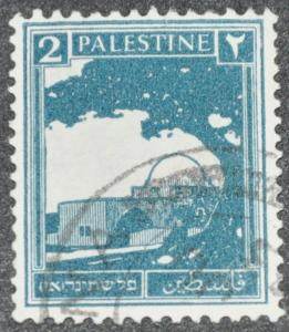 DYNAMITE Stamps: Palestine Scott #63 - USED